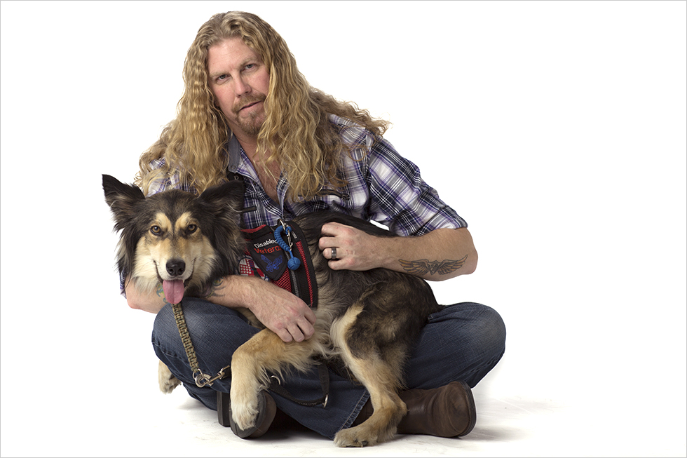 Heal! Veterans & Their Service Dogs