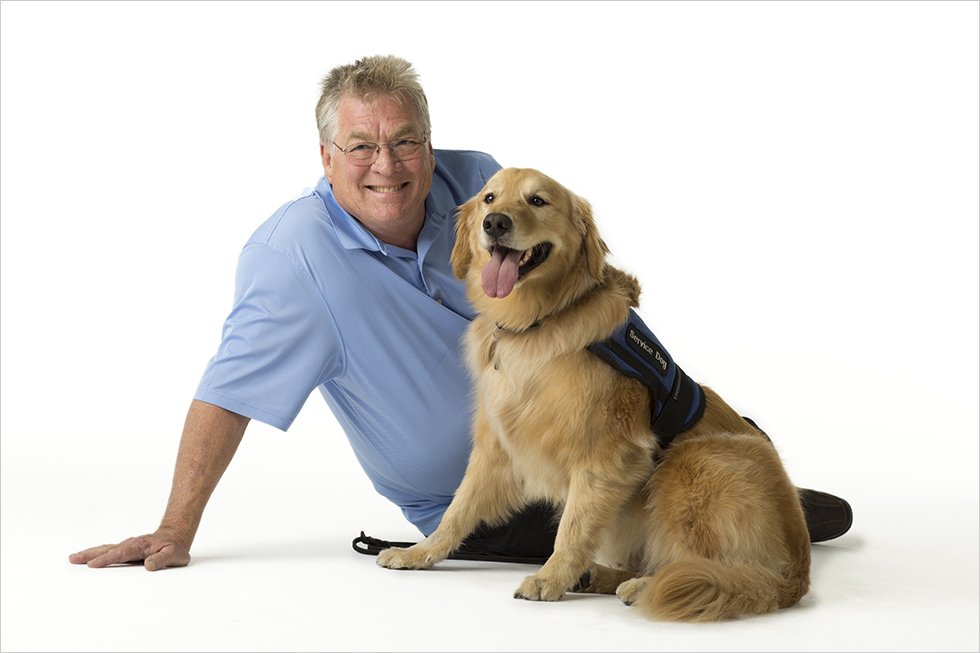Heal! Veterans and Their Service Dogs